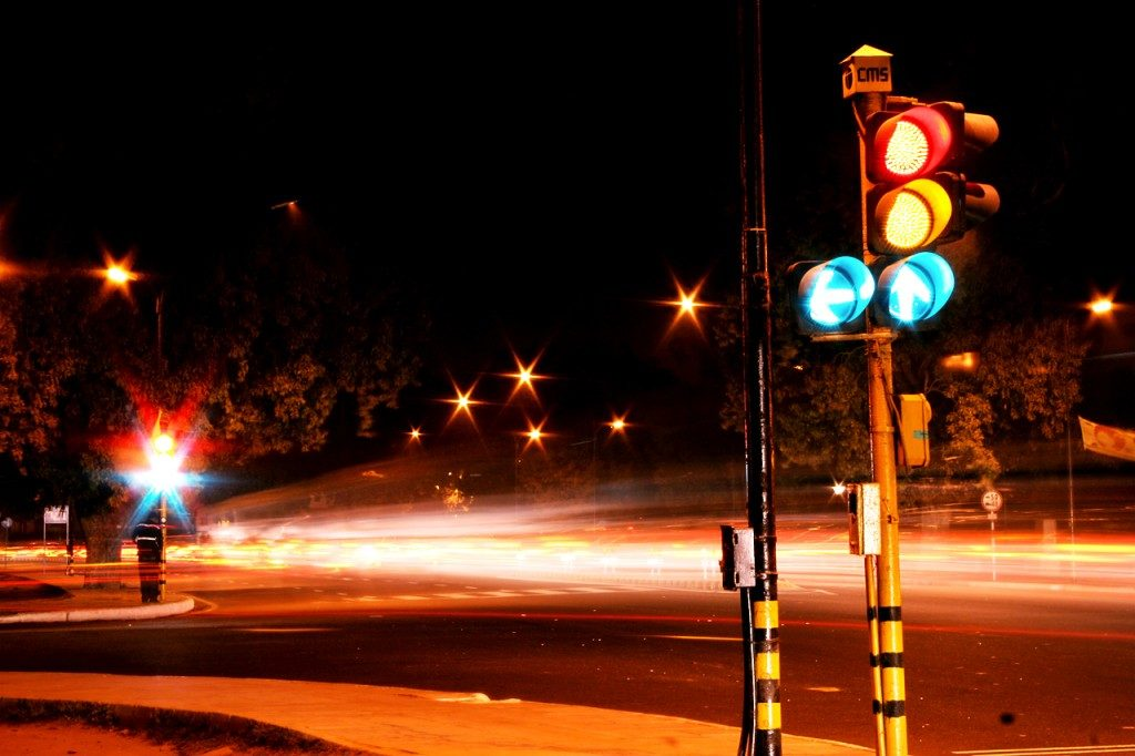 Светофор на Ардуино