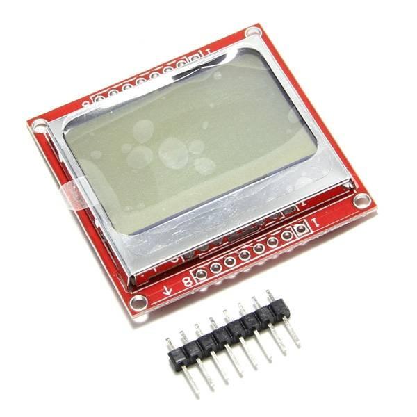 ЖК дисплей Nokia 5110