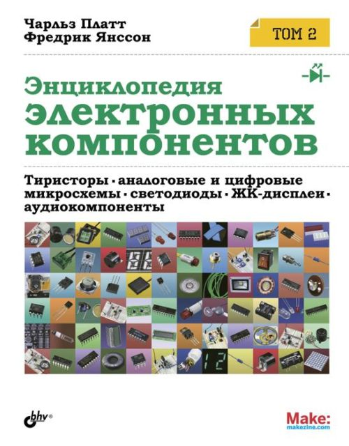 Книга Энциклопедия электронных компонентов. Том 2. Тиристоры