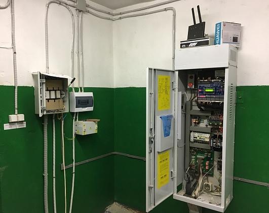 электронные системы управления лифтом